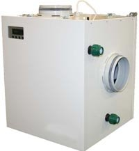 geothermal heat exchanger unit